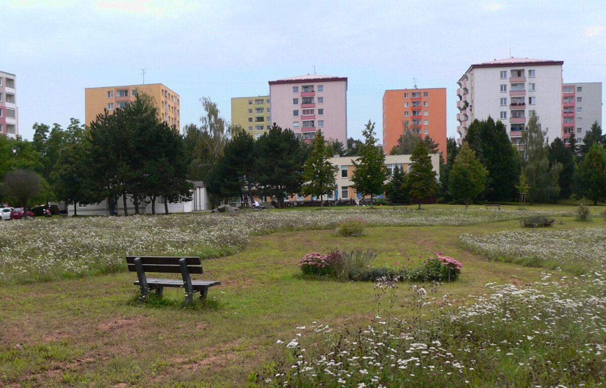 Vysekané cesty na Horním náměstí